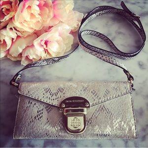 DB Convertible Crossbody Bag Wallet & Clutch